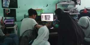 tentang kami sablon kaos di Makassar